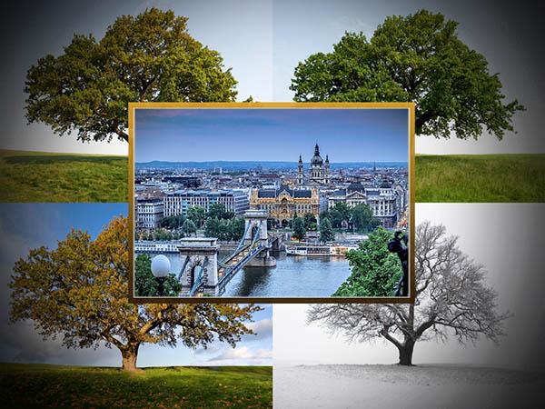 Seasonal Budapest