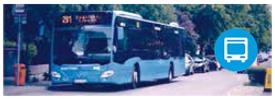 Public Transportation by Bus service