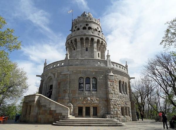 Erzsébet Lookout Tower