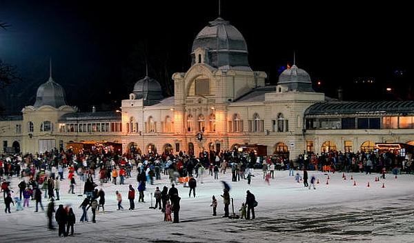Városliget ice rink